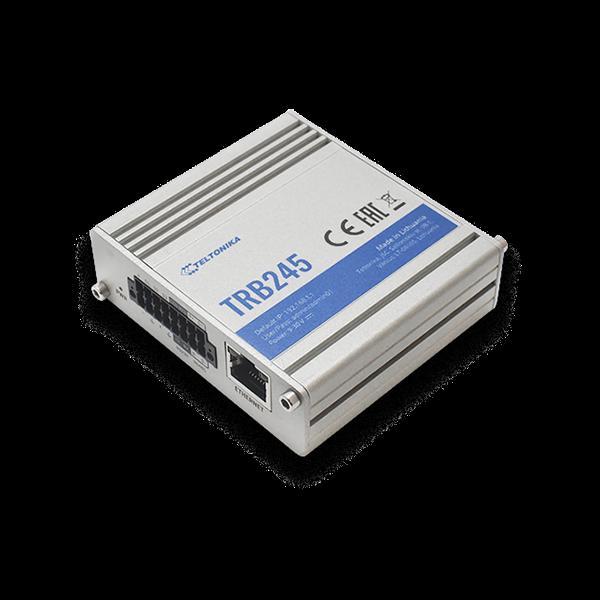 Teltonika TRB245 LTE Cat4 Gateway | 4G routers/gateways, IoT Gateways | Product | MCS
